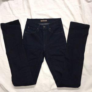 James Jeans Dark Wash Size 25 EUC Slim Flit
